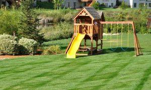 Turf grass and Sod Farm near Oakland County Michigan